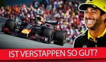 Formel 1 Q&A: Wie gut ist Max Verstappen wirklich?