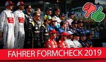 Formel 1, Formcheck: Unsere große Fahrer-Analyse