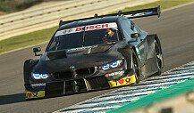 Robert Kubica: DTM-Test in Jerez mit BMW - Fahraufnahmen