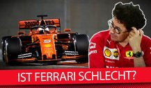 Formel 1 Q&A: Ist Ferrari schlechter als je zuvor?