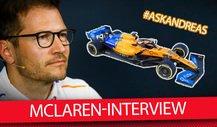 Formel 1 2020: Interview mit McLaren-Teamchef Andreas Seidl