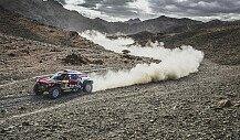 Rallye Dakar 2020: Highlights der 4. Auto-Etappe
