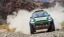 Rallye Dakar 2020: Highlights der 5. Auto-Etappe