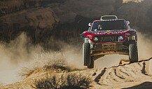 Rallye Dakar 2020: Stephane Peterhansels Fazit nach 5 Etappen