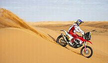 Rallye Dakar 2020: Highlights der 7. Motorrad-Etappe