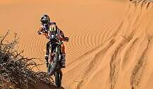Rallye Dakar 2020: Highlights der 6. Motorrad-Etappe