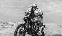 Rallye Dakar zollt Paulo Goncalves Tribut