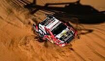 Rallye Dakar 2020: Nasser Al-Attiyah im Interview