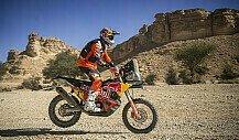 Rallye Dakar 2020: Highlights der 9. Motorrad-Etappe