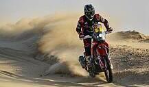 Rallye Dakar 2020: Highlights der 10. Motorrad-Etappe