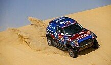 Rallye Dakar 2020: Highlights der 11. Auto-Etappe