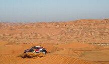 Rallye Dakar 2021: Die Route in der Kurzübersicht