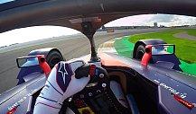 Formel E Driver's Eye: Neue Live-Helmkamera