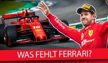Formel 1 2020: Was fehlt Ferrari für den WM-Titel?
