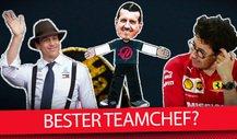 Formel 1 2020: Wer ist der beste F1-Teamchef?