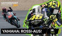 MotoGP: Warum Yamaha nicht auf Valentino Rossi warten konnte