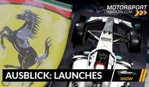 Ausblick: Die neuen Formel-1-Autos 2020 kommen!