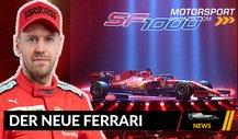 Formel 1 2020: Das steckt im neuen Ferrari SF1000