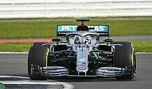 Formel 1 2020: Onboard-Video von Hamiltons erster Runde im W11