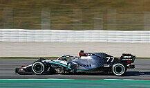 Formel 1 2020: Mercedes erklärt den neuen F1 W11
