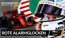 Formel 1 2020, 3. Testtag: Roter Alarm bei Ferrari