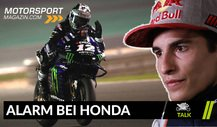 MotoGP-Testanalyse: Honda in Problemen, wird Marquez gestürzt?
