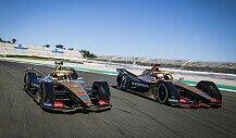 Formel E 2020: Meister-Team DS Techeetah testet neuen Motor