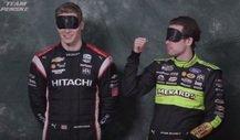 Team Penske: Blindverkostung mit Newgarden und Blaney