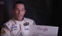 Helio Castroneves beantwortet merkwürdige Google-Fragen