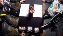 Team Penske Malwettbewerb: Pagenaud im Duell mit Cindric