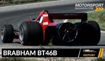 Formel 1 History, Brabham BT46B: Das Staubsauger-Auto