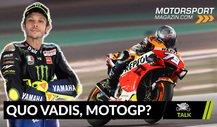 MotoGP - Wie geht es nach Corona weiter?