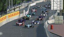 Formel E eSports: Re-Live zu Rennen 1 in Hongkong