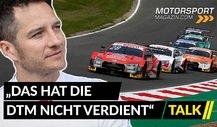Timo Scheider: So einen Abschied hat die DTM nicht verdient