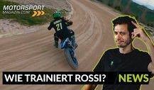 MotoGP: So trainiert Valentino Rossi auf seiner Ranch
