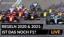 Neue Regeln: Ist das noch Formel 1?