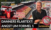 Danner im Interview: Kein Free-TV schlecht für Formel 1