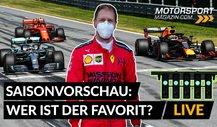 Formel 1 Saisonvorschau: Kann Vettel in Spielberg gewinnen?