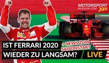 Ferrari zu langsam? Wird Vettel noch mal Formel 1 Weltmeister?