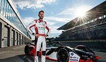 Formel E 2020: Rene Rast testet erstmals Audi für Berlin-Finale