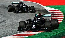 Formel 1: So kam Mercedes zu seiner schwarzen Lackierung