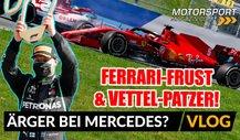 Formel 1, Vettel im Ferrari-Frust: Der nächste Patzer!