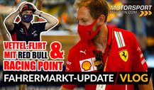 Formel 1: Flirtet Vettel mit Red Bull & Racing Point?