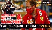 Formel 1: Flirtet Vettel mit Red Bull & Racing Point?