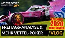 Formel 1, Österreich II: Wie gut ist das Update von Ferrari?