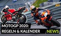 MotoGP im Corona-Modus: So läuft die Saison 2020