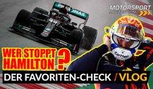 Formel 1, Analyse: Warum war Hamilton so viel schneller?