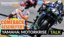 MotoGP Jerez: Rossi am Podest, doch Yamaha zittert (Analyse)