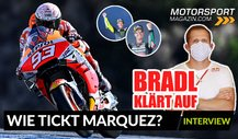 MotoGP-Talk: Stefan Bradl analysiert Saisonauftakt
