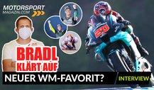 MotoGP: Wie steht es um Stefan Bradls Zukunft?